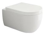V Tondo WC Mat cu capac soft close