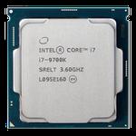 CPU Intel Core i7-9700 3.0-4.7GHz Tray