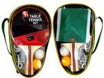 Набор для настольного тенниса (2ракетки, сетка, 2шарика)