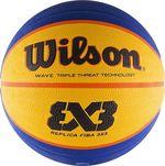Мяч баскетбольный Wilson FIBA 3X3 Replica Mini N3 (445)