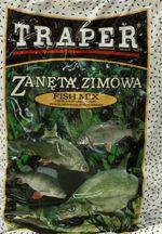 ПРИКОРМКА TRAPER ZANETA ZIMOWA FISH MIX 0.75 KГ