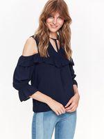 Блуза TOP SECRET Темно синий sbd0921