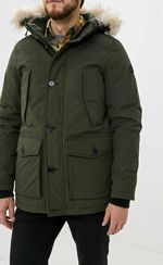 Куртка Tom Tailor Хаки tom tailor 1012119