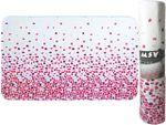 Коврик для ванной комнаты 45X75cm Brest розовый, микрофибра