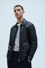 Куртка ZARA Чёрный 0706/429/800