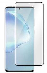 Защитное стекло Cover'X для Samsung S20+/S11 3D Curved Black