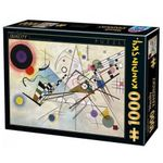 Puzzle 1000 Wassily Kandinsky, cod 41358
