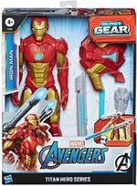 Фигурка Железного Человека с аксессуарами, код 43906