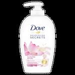 Жидкое крем-мыло Dove Glowing Ritual, 250 мл