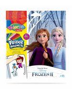 НАБОР ИЗ 4 МАГНИТОВ Colorino Disney Frozen