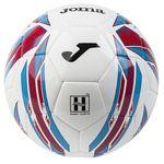 Мяч футбольный №4 Joma Halley Hybrid Coral 400355.616 (4081)