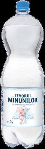 Izvorul Minunilor 2L  газированная 6 шт