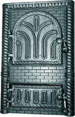 Дверь COMBI для печи
