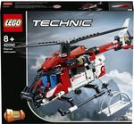 "LEGO Technic  ""Elicopter de salvare"", art.42092"