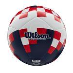 Мяч футбольный #5 Wilson HEX STINGER HRVATSKA SB WTE9900XB0510 (1045)