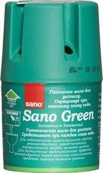 Контейнер-мыло для сливного бачка Sano Green 150 г