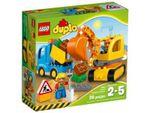 LEGO Truck & Tracked Excavator, 26 дет. арт.10812