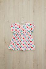 Платье R01 с сердечком