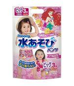Трусики для плаванья Moony XL (12-17 кг) для девочек 3 шт