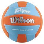 Мяч волейбольный SUPER SOFT PLAY ORBLU WTH90119XB Wilson (2273)