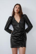 Платье ZARA Чёрный 9815/302/800