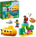 """LEGO DUPLO """"Călătoria submarinului"""", art. 10910"""