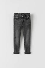 Pantaloni ZARA Gri inchis 6840/650/800