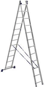 Лестница Elkop VHR TK 2x12 (3.207/5.292m)