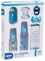 Подарочный набор Wee baby blue (6 ед.)