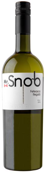 Feteasca regala 2018, Mr.Snob