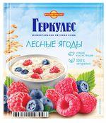 Овсяные хлопья Геркулес с лесными ягодами 35 гр