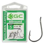 Крючки Golden Catch Allround Nr5, 10шт