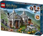 LEGO Harry Potter™ Хижина Хагрида: спасение Клювокрыла, арт.75947