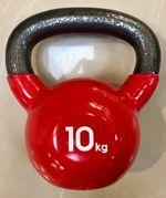 Гиря 10 кг IR92007-10 (4743)