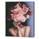 Цветочное головокружение, 40x50 см, алмазная мозаика Артукул: QA204803