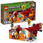 "LEGO Minecraft ""Podul Ifrit"", art. 21154"