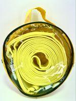 Fringhie remorcare p/auto fibre textile 5t 4m dublu