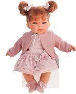 Кукла Эни с хвосиками 37 cm Код 1550