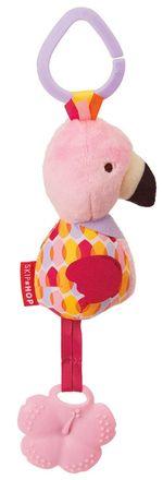 Игрушка -прорезыватель для зубов Skip Hop Flamingo