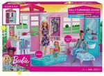 Портативный домик Barbie, код FXG54