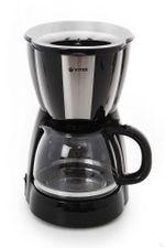 Кофеварка капельная Vitek VT1503, 1.2л, Черный