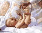 Картина по номерам 40х50 Baby VA-0928