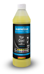 Top Coat Полироль на восковой основе