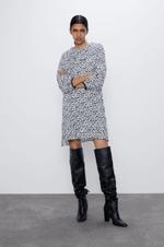 Платье ZARA Цветочный принт 2263/549/084