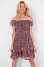 Платье ORSAY Цветочный принт 471484