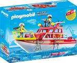 Fire Rescue Boat, PM70147