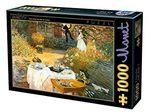 Пазл 1000 Claude Monet, код 41354