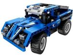 8019, XTech Bricks: 2in1, 2Pickup Trucks, R/C 4CH, 353 pcs