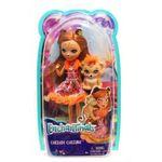 Кукла Enchantimals с питомцем - Чериш Гепарди, 15 см, код FJJ20