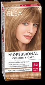 Vopsea p/u păr, SOLVEX Elea, 138 ml., 8.3 - Blond auriu